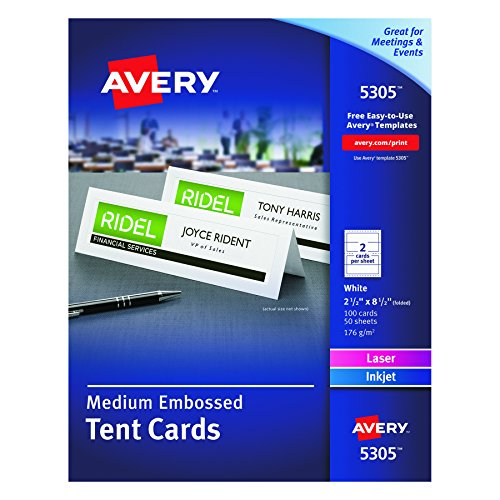 avery clear heavy duty clip style landscape badge holders 3 x 4