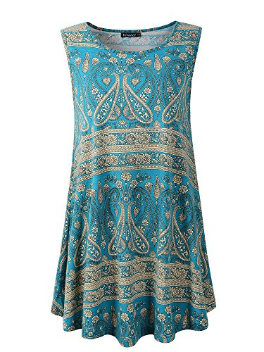 369dc87cb54 Features round neck, trendy, sleeveless, round hem and various colors,  elegant which is suitable for any occasion. Perferct tunic to wear over  your favorite ...