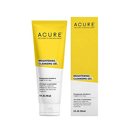 ACURE Brightening Day Cream, 1.7 Fl. Oz. Packaging May